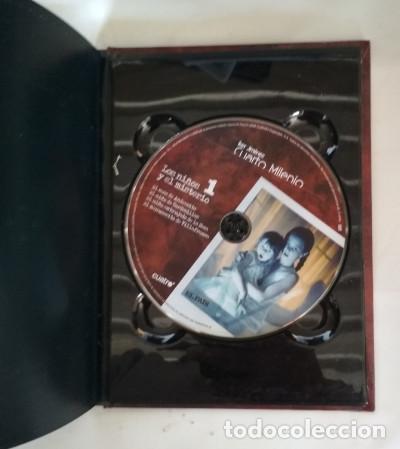 Cine: CUARTO MILENIO, LOS NIÑOS Y EL MISTERIO, DVD + LIBRO - Foto 3 - 155320706