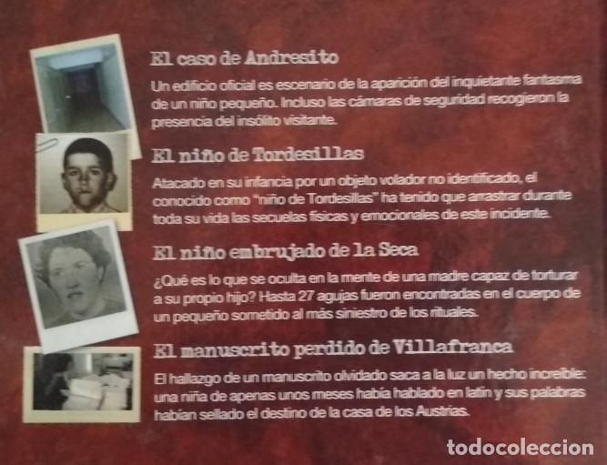 Cine: CUARTO MILENIO, LOS NIÑOS Y EL MISTERIO, DVD + LIBRO - Foto 4 - 155320706