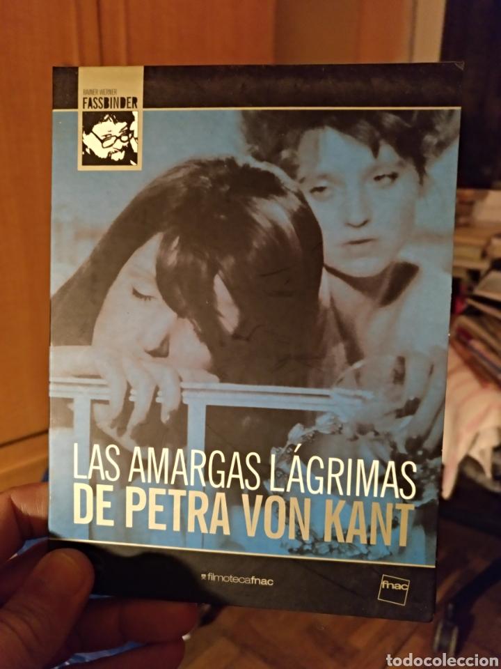 FASSBINDER, LAS AMARGAS LÁGRIMAS DE PETRA VON KANT (Cine - Películas - DVD)