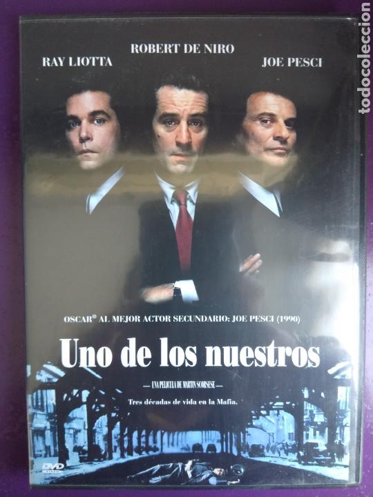 Uno De Los Nuestros Dvd Ray Liotta Robert De Ni Sold Through Direct Sale 155347849