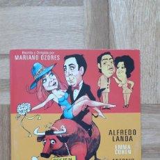 Cine: PELICULA DVD - CELEDONIO Y YO SOMOS ASÍ - ANTONIO OZORES - ALFREDO LANDA - EMMA COHEN. Lote 155359978