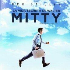Cine: LA VIDA SECRETA DE WALTER MITTY BEN STILLER . Lote 155392070