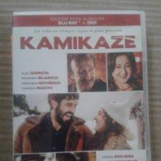 Cine: KAMIKAZE. ALEX GARCIA. Lote 155392442