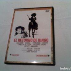 Cine: DVD PELICULA DEL OESTE EL RETORNO DE RINGO. Lote 155415974