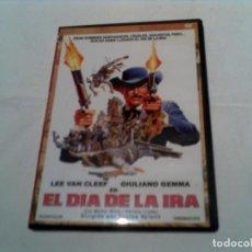 Cine: PELICULA DEL OESTE EL DIA DE LA IRA EN DVD. Lote 155416050