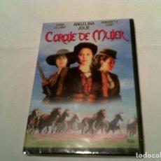 Cine: PELICULA CORAJE DE MUJER EN DVD EDICION CAJA FINA NUEVO PRECINTADO. Lote 155416198
