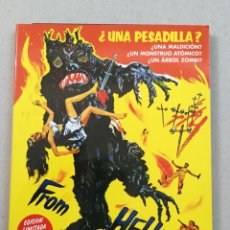 Cine: FROM HELL IT CAME. Lote 155427774