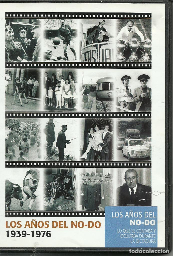 LOS AÑOS DEL NO-DO - 1939-1976 (Cine - Películas - DVD)