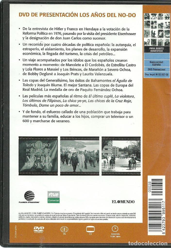 Cine: LOS AÑOS DEL NO-DO - 1939-1976 - Foto 2 - 155471170