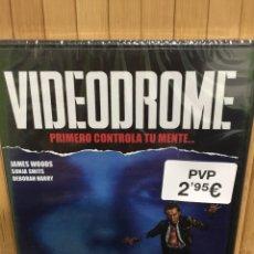 Cine: VIDEODROME DVD -PRECINTADO-. Lote 155514280