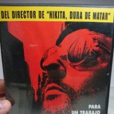 Cine: LEON EL PROFESIONAL, DVD DESCATALOGADO LUC BESSON. Lote 155535516