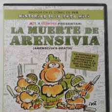 Cine: HISTORIAS DE LA PUTA MILI, LA MUERTE DE ARENSIVIA, DVD. Lote 155535878