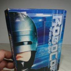 Cine: ROBOCOP TRILOGY 3 DVDS, EDICIÓN FRANCIA - HOLANDA. Lote 155536528