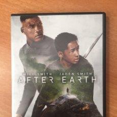 Cine: (S132) AFTER EARTH - DVD SEGUNDA MANO. Lote 155577953