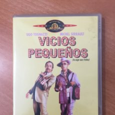 Cine: (S136) VICIOS PEQUEÑOS - DVD SEGUNDA MANO. Lote 155595992