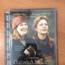 Cine: (S136) QUÉDATE A MI LADO - DVD SEGUNDA MANO. Lote 155597020