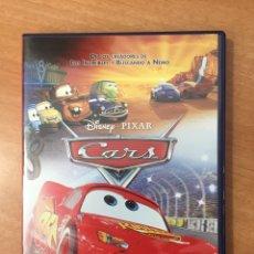 Cine: (S136) CARS - DVD SEGUNDA MANO. Lote 155597954