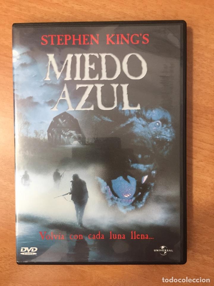 (S136) STEPHEN KINGS - DVD SEGUNDA MANO (Cine - Películas - DVD)