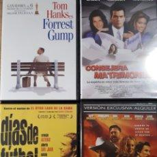 Cine - Oferta lote 4 DVD - 155637058
