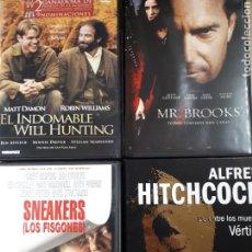 Cine - Oferta lote 4 DVD - 155643093