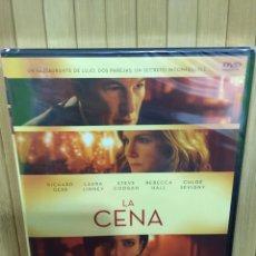 Cine: LA CENA DVD -PRECINTADO-. Lote 155650740