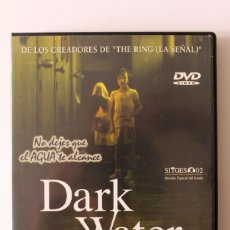 Cine: DARK WATER - DVD. Lote 155700066