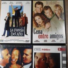 Cine - Oferta lote 4 DVD - 155708204