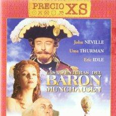 Cine: LAS AVENTURAS DEL BARON MUNCHAUSEN. Lote 155739994