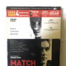 Cine: MATCH POINT ED. ESPECIAL DVD. Lote 161183017