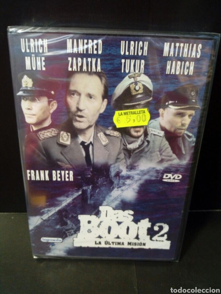 DAS BOOT 2 LA ÚLTIMA MISIÓN DVD (Cine - Películas - DVD)