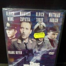 Cine: DAS BOOT 2 LA ÚLTIMA MISIÓN DVD. Lote 155965804