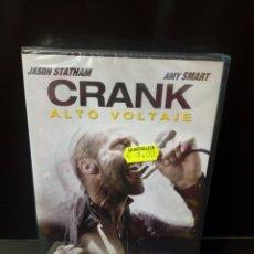 Cine: CRANK ALTO VOLTAJE DVD. Lote 155971756