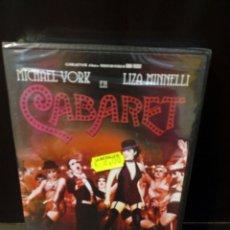 Cine: CABARET DVD. Lote 156585274