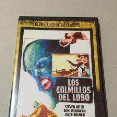 Cine: LOS COLMILLOS DEL LOBO. Lote 155992774
