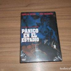 Cine: PANICO EN EL ESTADIO DVD UNIVERSAL CHARLTON HESTON JOHN CASSAVETES NUEVA PRECINTADA. Lote 156100904
