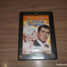Cine: SU PEQUEÑA AVENTURA DVD DORIS DAY JAMES GARDNER NUEVA PRECINTADA. Lote 156100872