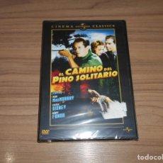 Cine: EL CAMINO DEL PINO SOLITARIO DVD FRED MACMURRAY HENRY FONDA NUEVA PRECINTADA. Lote 156100832