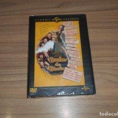 Cine: SUEÑOS DE GLORIA DVD MARLENE DIETRICH JAMES MASON GEORGE RAFT NUEVA PRECINTADA. Lote 156068270