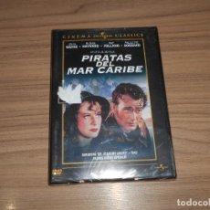 Cine: PIRATAS DEL MAR CARIBE DVD DE CECIL B. DE MILLE JOHN WAYNE NUEVA PRECINTADA. Lote 156100368