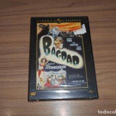Cine: BAGDAD DVD AÑO 1949 MAUREEN O'HARA VINCENT PRICE NUEVA PRECINTADA. Lote 156071646