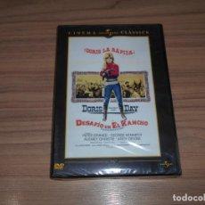 Cinema: DESAFIO EN EL RANCHO DVD DORIS DAY GEORGE KENNEDY NUEVA PRECINTADA. Lote 241847530