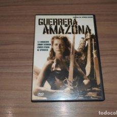 Cine: GUERRERA AMAZONA DVD J.J. RODGERS JIMMY JERMAN COMO NUEVA. Lote 156081902
