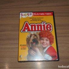 Cine: ANNIE DVD ALBERT FINNEY NUEVA PRECINTADA. Lote 156082462