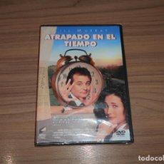 Cine: ATRAPADO EN EL TIEMPO DVD BILL MURRAY ANDIE MCDOWELL NUEVA PRECINTADA. Lote 156082994