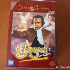 Cine: DVD-SERIES CLÁSICAS-GOYA 3 DVD-PRECINTADO. Lote 156120250