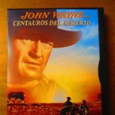 Cine: CENTAUROS DEL DESIERTO (DVD CAJA CARTON WARNER BROS). Lote 156145630