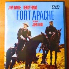 Cine: FORT APACHE (DVD). Lote 156147014
