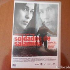 Cine: DVD-SOLDADOS DE SALAMINA. Lote 156147310