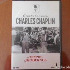 Cine: DVD-GRANDES CLÁSICOS DE CHARLES CHAPLIN. Lote 156148330