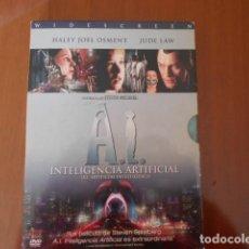 Cine: DVD-INTELIGENCIA ARTIFICIAL. Lote 156149282